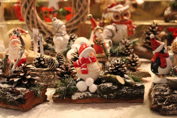 Weihnachten im Mon Ami