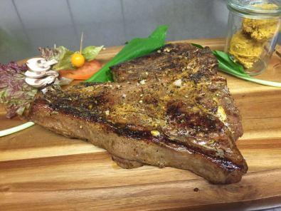 T-Bone Steak Mon Ami