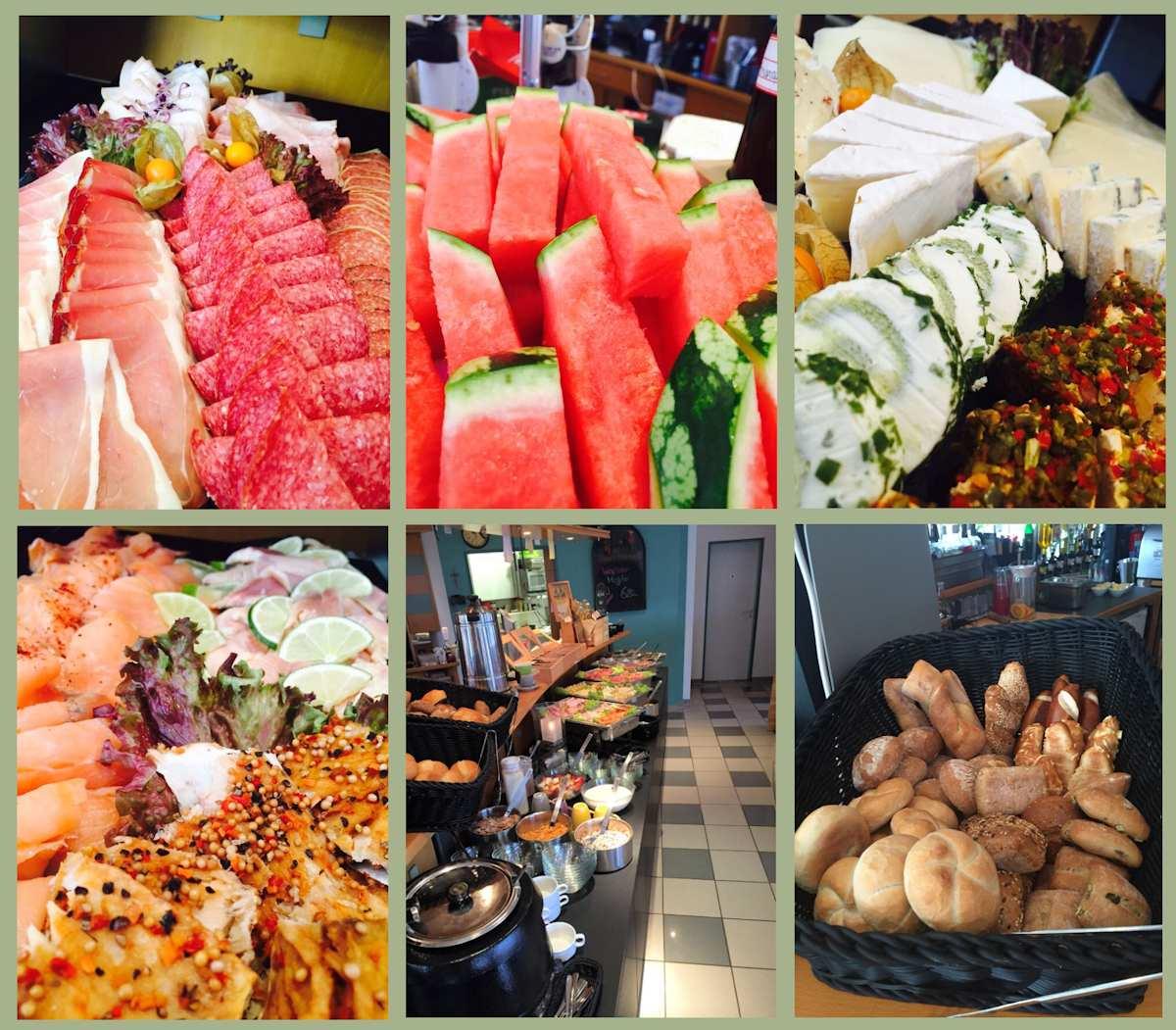 Frühstücksbüffet, Frühstück, Breakfast, Brunch, Buffet, Büffet